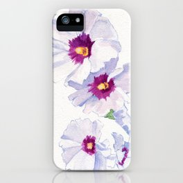 Ghost Girls iPhone Case
