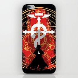 Fullmetal Alchemist - Edward and Alphonse iPhone Skin