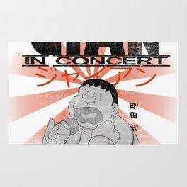 Gian in concert Rug