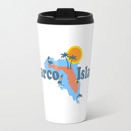 Marco Island. Travel Mug