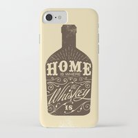 whiskey iPhone & iPod Cases featuring Whiskey by irosebot