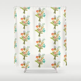 All Good Things Shower Curtain
