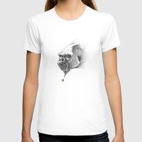 gorilla T-shirts featuring Gorilla by Khasis Lieb