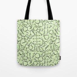 School chemical #6 Tote Bag