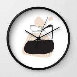 DripCoffee Wall Clock