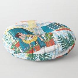 Lisbon Floor Pillow