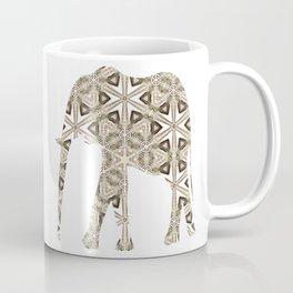 Elephant Tapestry Coffee Mug