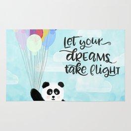 Let Your Dreams Take Flight Rug
