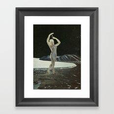 Giantess Framed Art Print