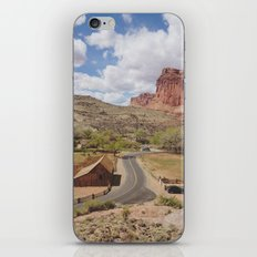 Capitol Reef iPhone & iPod Skin