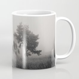 the fog ... Coffee Mug