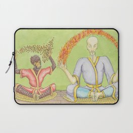 The Monkey King with Bodhi Laptop Sleeve