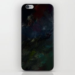 Painted iPhone Skin