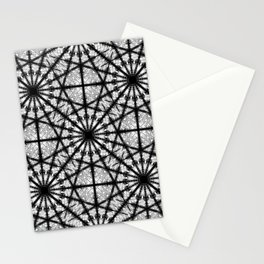Repeating Signals Stationery Cards