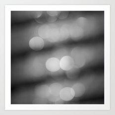 City Lights 2 Art Print