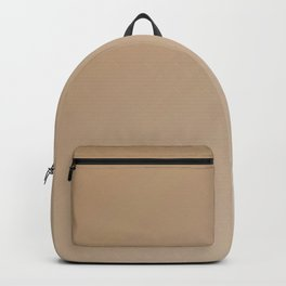 Fabulous iced coffee ombre gradient Backpack