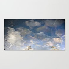 Semiotic Sky  Canvas Print
