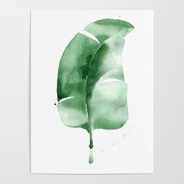 Banana Leaf no. 1 Poster