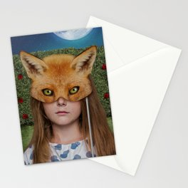 Lacie the Fox Stationery Cards