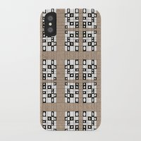 quilt iPhone & iPod Cases featuring Quilt by Finn Wild