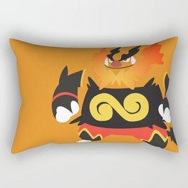 Emboar Rectangular Pillow