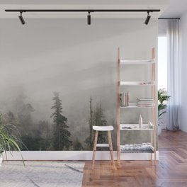 Forbidden Forest - Wanderlust Nature Photography Wall Mural