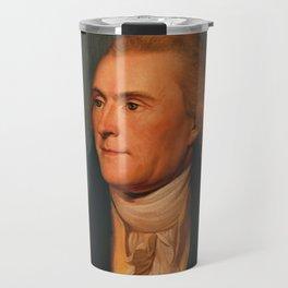 Thomas Jefferson Travel Mug