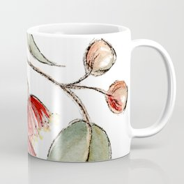 Flowering Australian Gum Coffee Mug