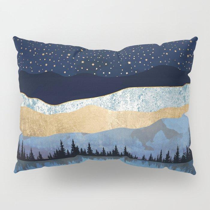 Midnight Lake Pillow Sham