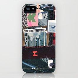 Old Future II iPhone Case