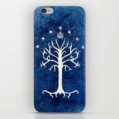 The White Tree iPhone & iPod Skin