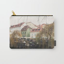 Ljubljana landscape Carry-All Pouch