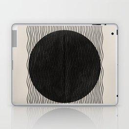 Woodblock Paper Art Laptop & iPad Skin