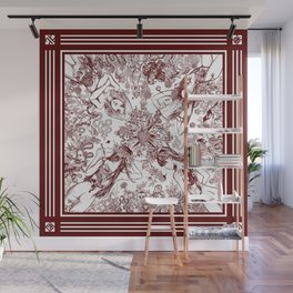 Four Winds Wall Mural
