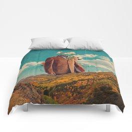 Sometimes I Think You'll Return Comforters
