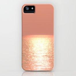 Wasaga Beach Sunset iPhone Case