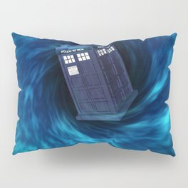 "TARDIS ""Dr. WHO"" Pillow Sham"