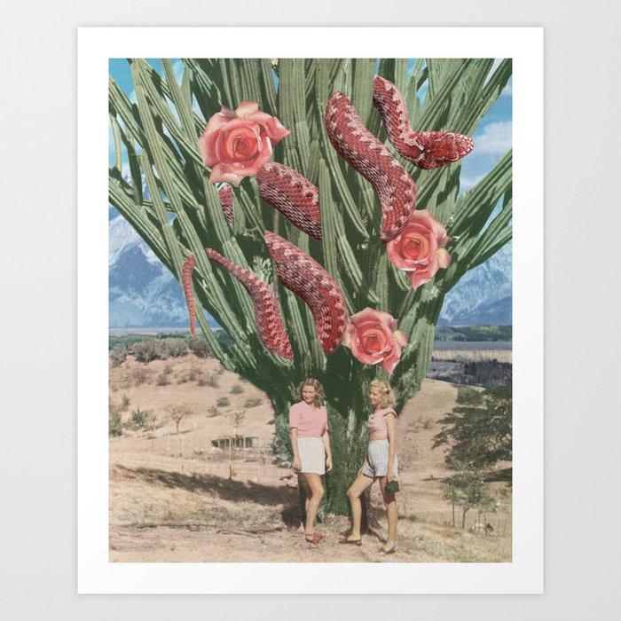 Eden Valley Art Print