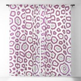 Experimental pattern 27 Sheer Curtain