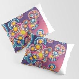 Swirley Do... Pillow Sham