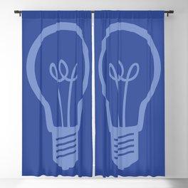 BlueLight Bulb Blackout Curtain