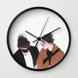 171114 Wall Clock