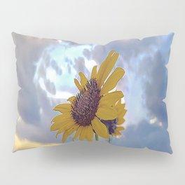 Roadside Sunflower Pillow Sham