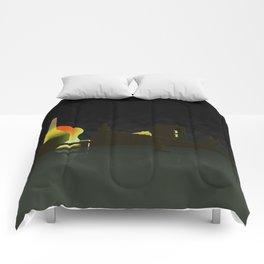 External Gazer Comforters