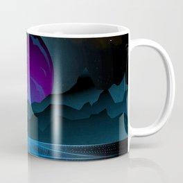 Outrun-2 Coffee Mug