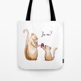 For Me? Tote Bag