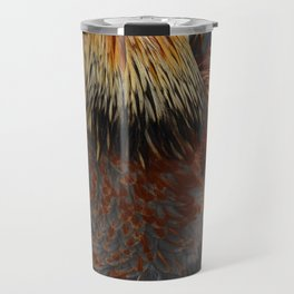 Rudy the Rooster Travel Mug