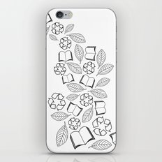 recycle reuse iPhone & iPod Skin
