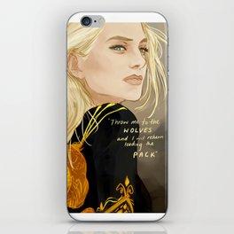 Aelin Ashryver Galathynius iPhone Skin