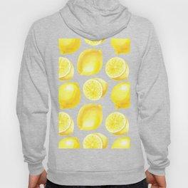 Lemons pattern design Hoody